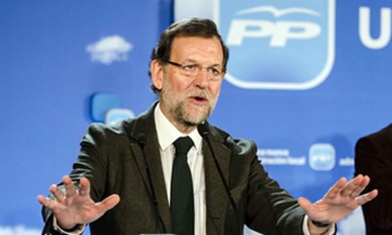 El presidente español, Mariano Rajoy presuntamente habría recibido hasta 25,000 euros anuales en 11 años. (Foto: Reuters)