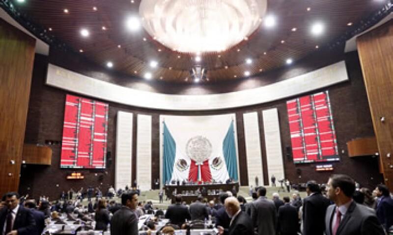 El dictamen fue aprobado en Pleno con 418 votos a favor, 28 en contra y una abstención. (Foto: Cuartoscuro)