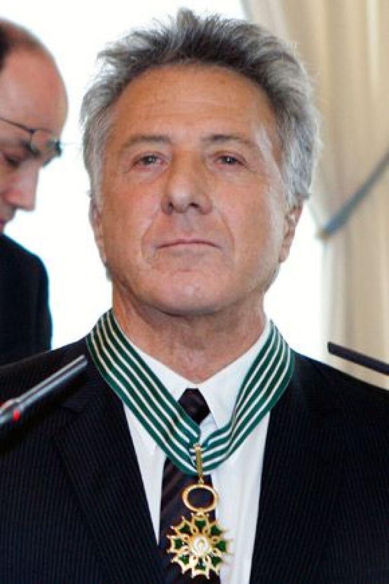 El actor recibió el título de comendador honorario en la Orden Nacional de Artes y Letras de Francia.