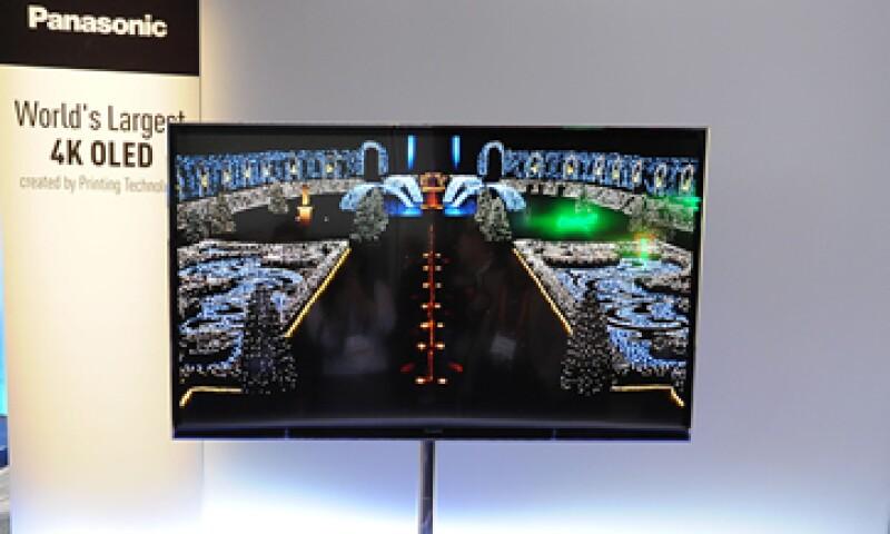 Panasonic planea poner fin a la producción de pantallas de TV de plasma en su principal planta de Amagaskai, dijo el diario. (Foto: AP)