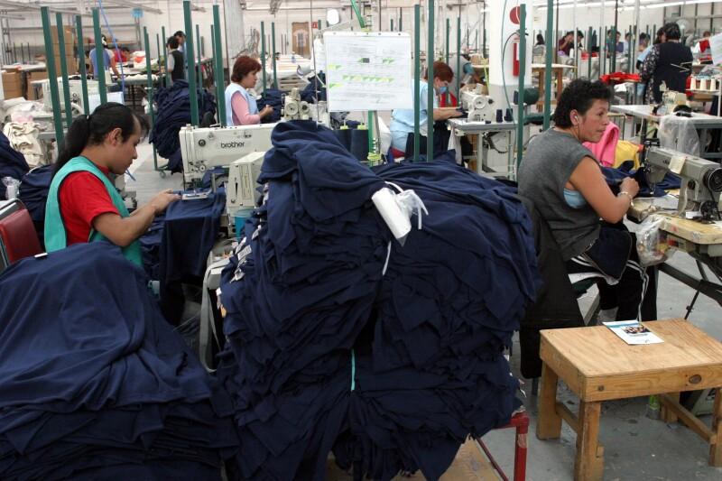 El sector textil mexicano reclama medidas para poder competir con las importaciones asiáticas.