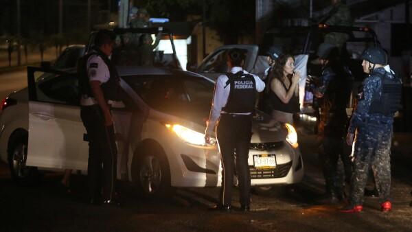 Los pobladores fueron alertados por redes sociales de la llegada de un nuevo grupo criminal a Acapulco.