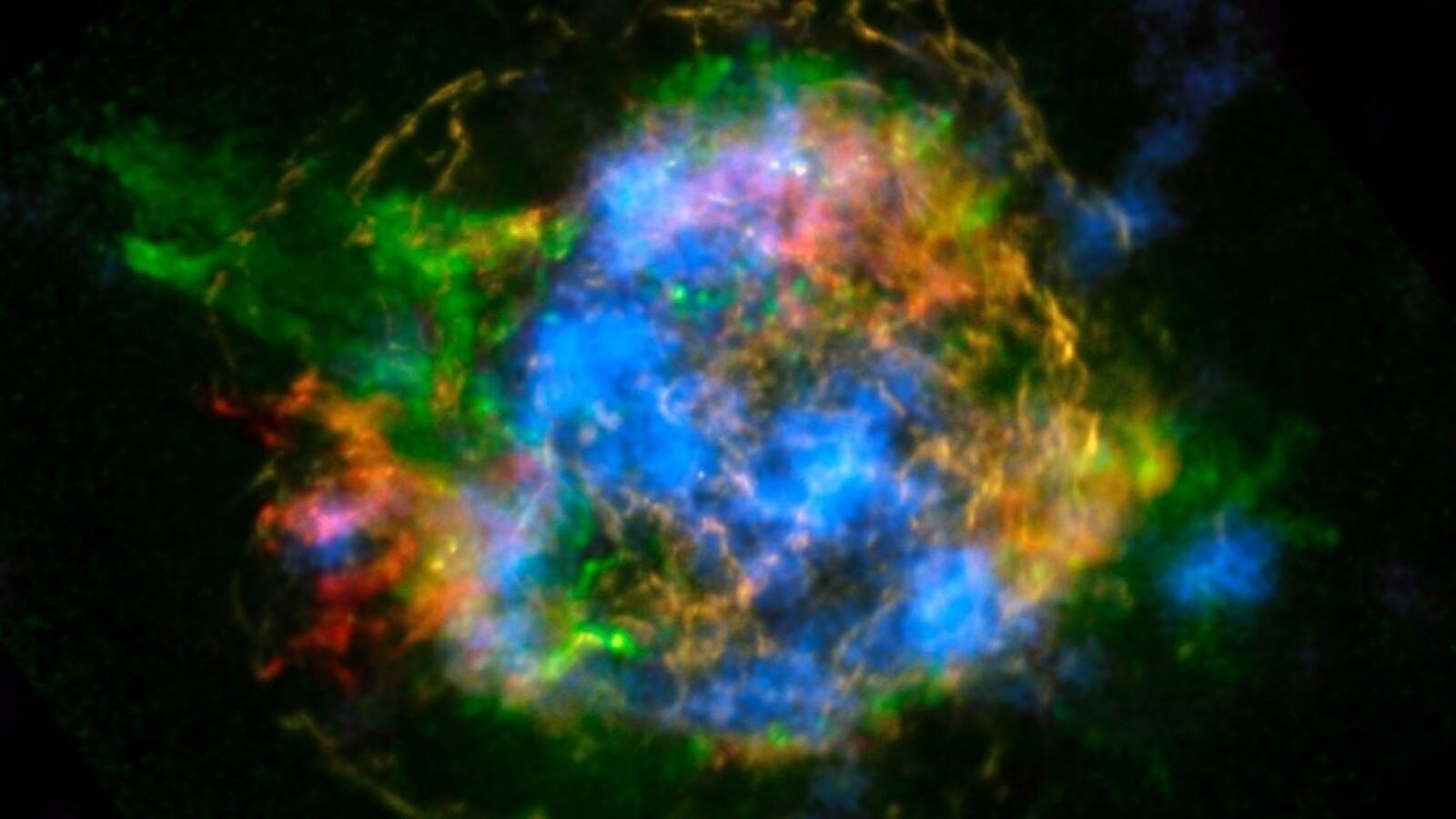 La matriz de telescopios NuSTAR de la NASA