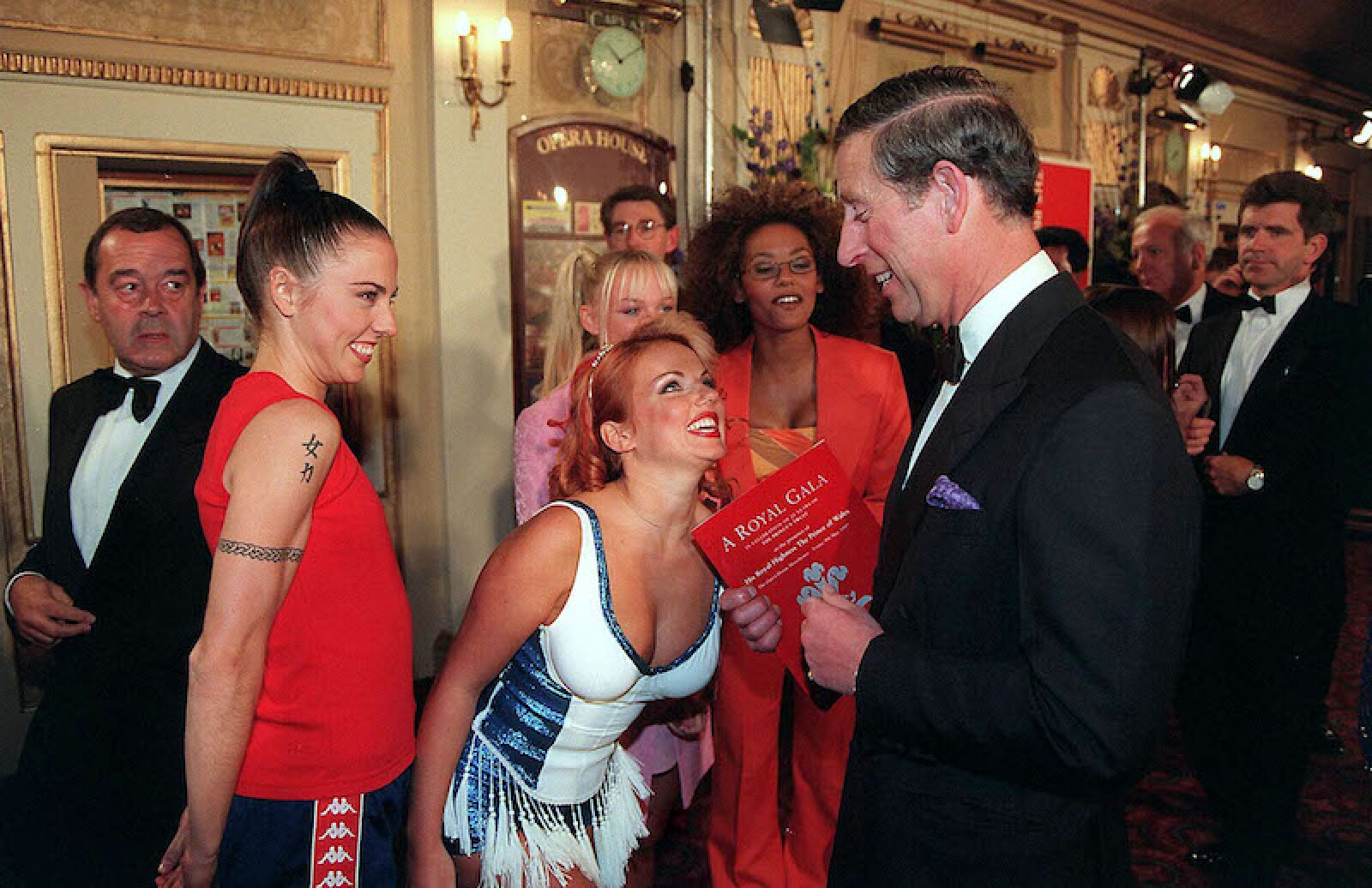 HRH Prince Charles - File Photos
