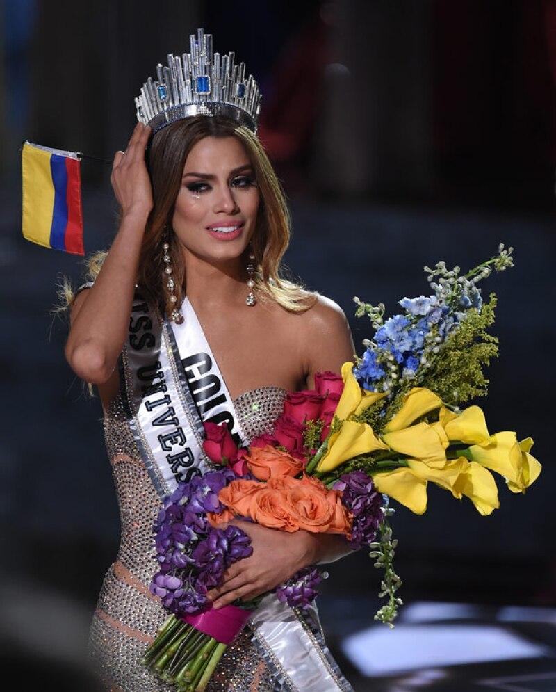 La concursante externó que pesé al error que cometió el conductor Steve Harvey que provocó que se quitara la corona para dársela a la representante de Filipinas, ella fue una ganadora.