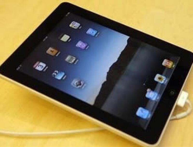 Apple y otras empresas como Samsung y Acer han doblado sus ganancias gracias al lanzamiento de 'tablets'. (Foto: Reuters)