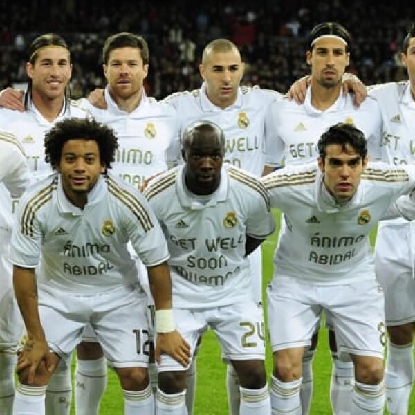 El Real Madrid apoya a Eric Abidal