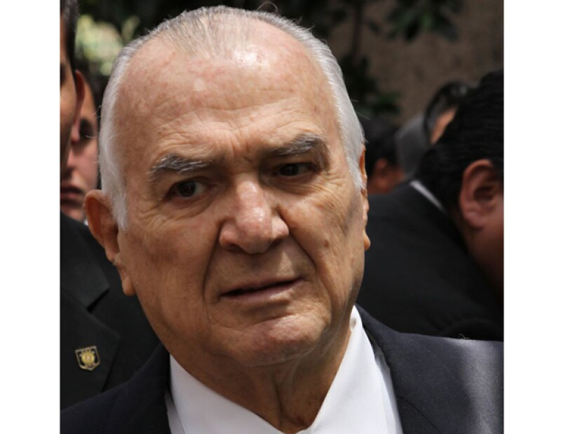 Por medio de un escueto comunicado, la oficina del ex presidente de México confirmó su fallecimiento.
