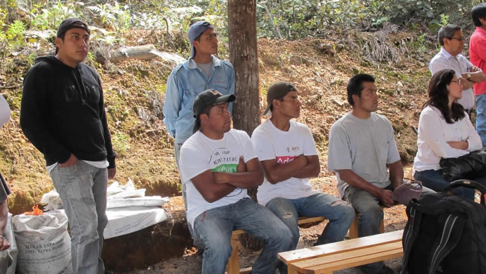 Oaxaca artesanas seda 17