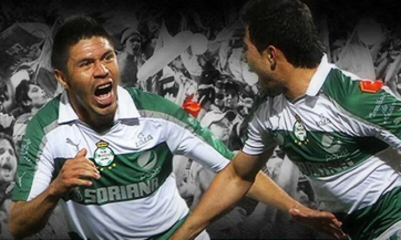 El Club Santos Laguna fue fundado en 1983 y cuenta con cuatro campeonatos de Liga en México. (Foto: Tomada de facebook.com/clubsantoslagunaoficial)