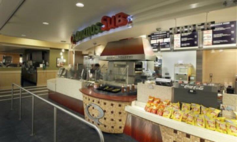 La cadena Quiznos surgió en 1981 como un pequeño restaurante en Denver.  (Foto: AP)