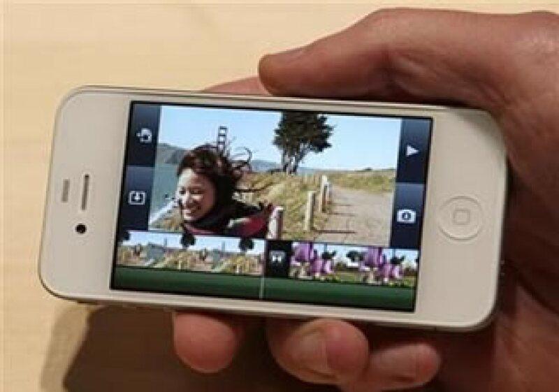 El iPhone 4 llegará a México en septiembre. (Foto: Reuters)