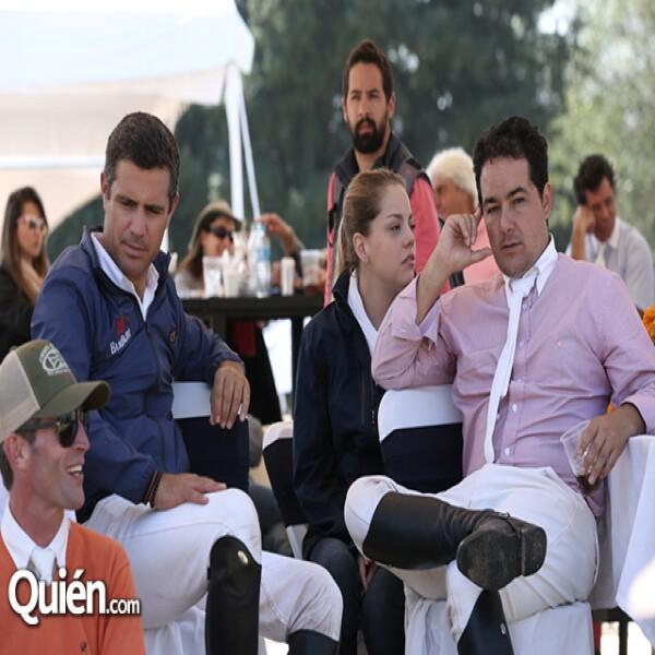 Rodrigo Lambre, Karia Valdez,Jorge Goñi