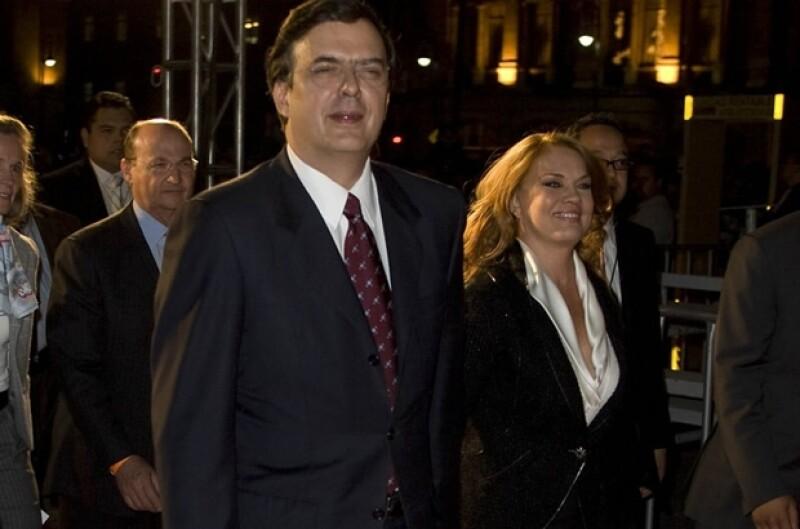 Aunque apenas la semana pasada  se hizo público que el jefe de gobierno y la ex actriz, la pareja lleva cerca de tres meses separada oficialmente.