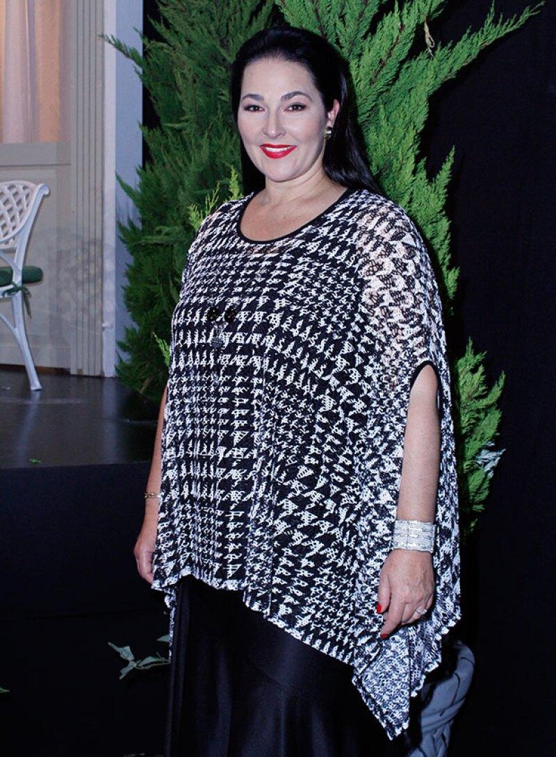 La actriz dijo que se enfocará en perder cerca de 30 kilos.