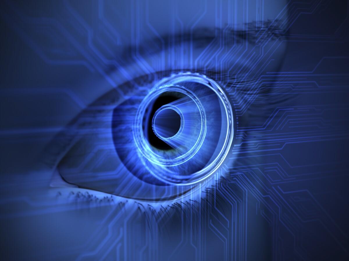 Google quiere inyectar lentes cibernéticos en tus globos oculares