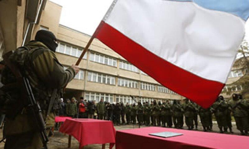 Ucrania también ha pedido ayuda al FMI. (Foto: Reuters)