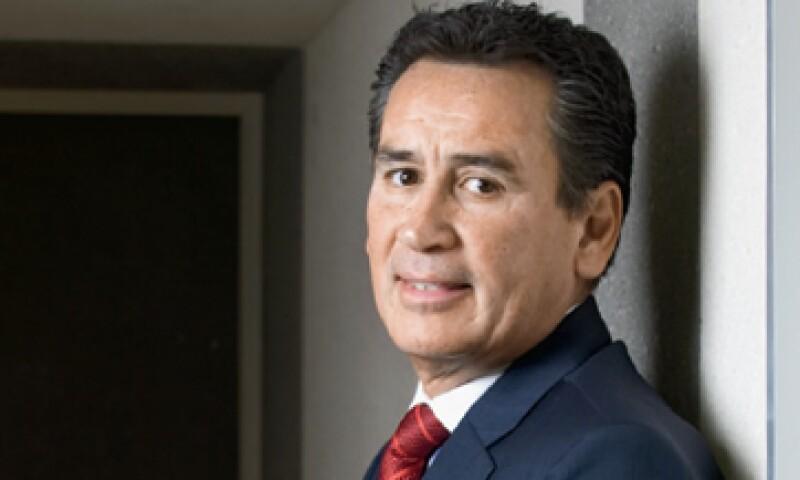 Jesús Arroyo, fundador de Neocantera. (Foto: Adán Gutiérrez)