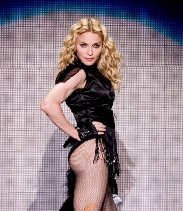 Madonna es y será la artista más exitosa de todos los tiempos según el Libro Guinness.