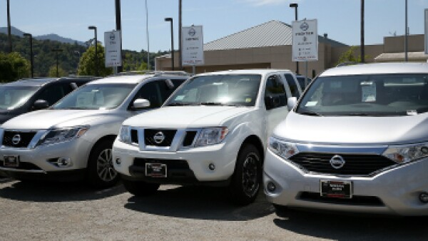 Nissan se colocó con facilidad en el primer lugar de ventas. (Foto: Getty Images)
