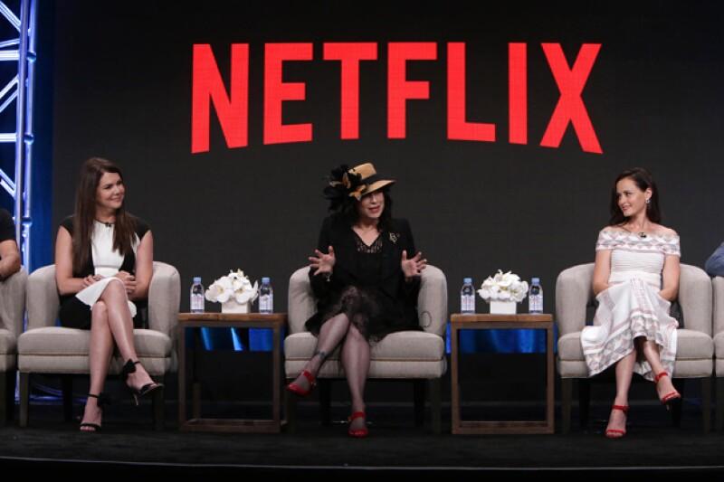 Lauren Graham y Alexis Bledel asistieron a los Television Critics Association en LA, donde se mostraron emocionadas por el regreso de la serie y hablaron sobre ella.