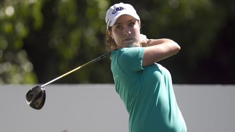 alejandra llaneza golf deporte