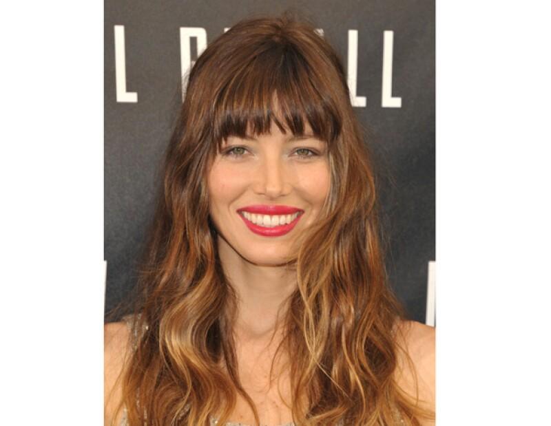 La actriz estadounidense confesó que no quiere apresurar los planes de  boda con su prometido Justin Timberlake.