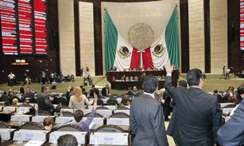 El plan de trabajo considera citar a los subsecretarios de Ingresos y de Hacienda. (Foto: Notimex )