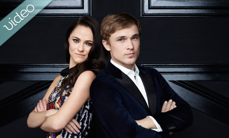 Platicamos con Alexandra Park y William Moseley protagonistas de The Royals y nos confesaron, lo mejor, lo más divertido y lo más sexy de ser un royal.