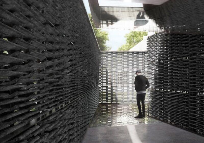 Serpentine Pavilion 2018-Frida Escobedo
