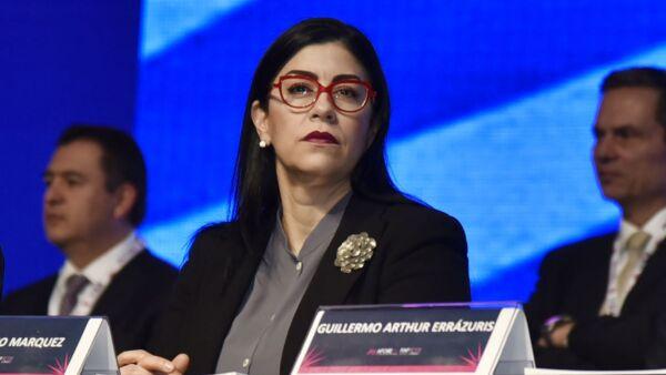 Vanessa Rubio, senadora