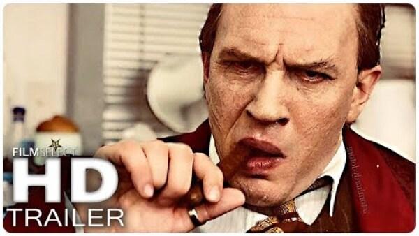 Así se ve tom Hardy en el primer trailer de 'Capone'