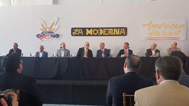 Además de Luis Miguel Monroy, presidente del Consejo de Administración,