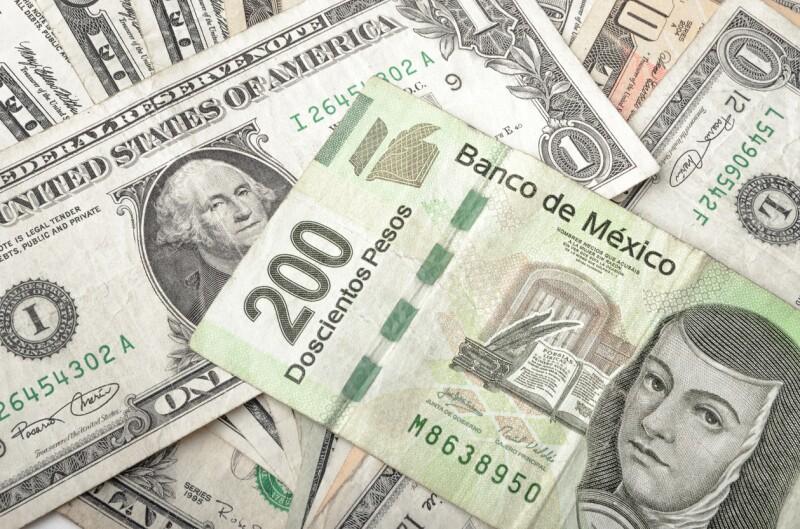 El Peso Alcanzará Niveles Mínimos Fe Al Dólar En Junio Y Julio Por Periodo Elect México Foto Agcuesta Getty Images Istockphoto
