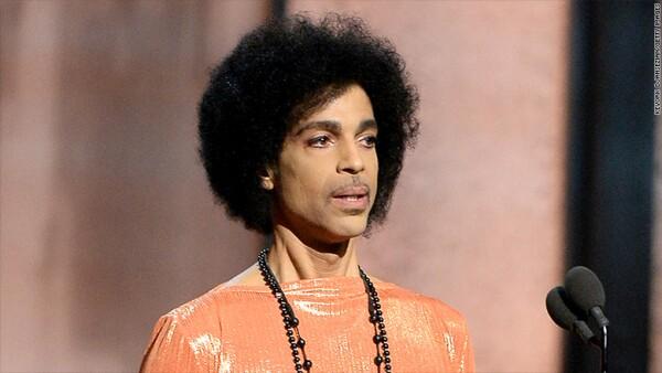 Prince y Spotify