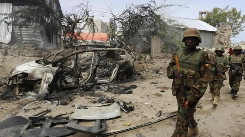 Somalia al Shaabab ataque líderes