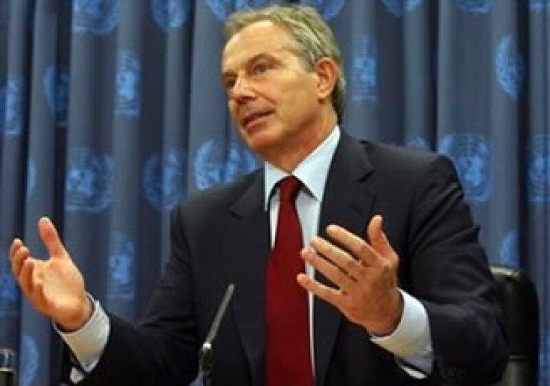 Analistas esperan que Tony Blair tenga el respaldo necesario para ser el presidente de la Unión Europea. (Foto: AP)