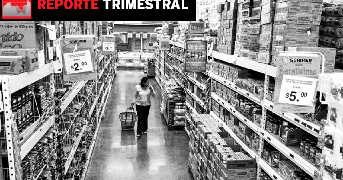 El cierre de tiendas pega al carrito de ventas de Soriana