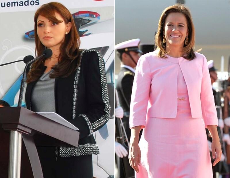 Ser Primera Dama no es una labor sencilla. Cuestionamos a expertos políticos sobre lo que `La Gaviota´ podría tomar de la esposa de Felipe Calderón para realizar bien este trabajo.