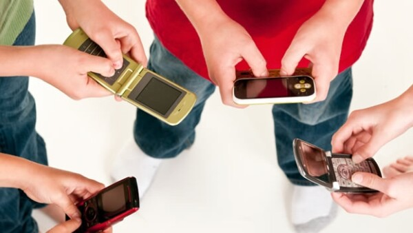 teléfono niños celular
