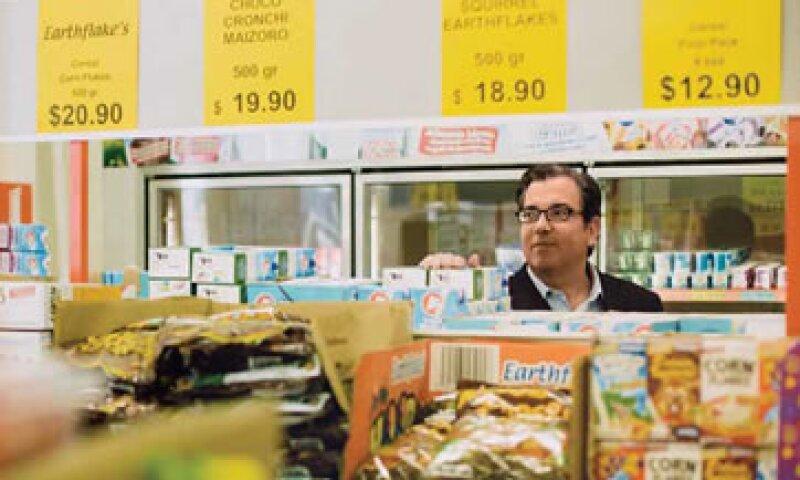 Anthony Hatoum trajo el modelo hard discount a México en 2004. (Foto: Alfredo Cortina 'Gudinni' / Expansión)