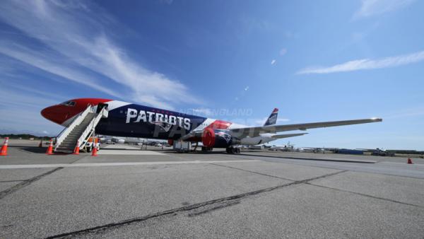 Nuevo avión.