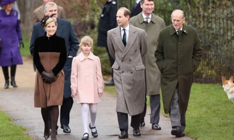 Conoce todo lo que sucede en esta época en el castillo de Sandringham, donde celebra la familia real británica, y qué le espera al Príncipe George en su primera Navidad.