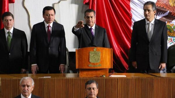 Jaime Rodriguez Calderon gobernador Nuevo Leon Osorio Chong
