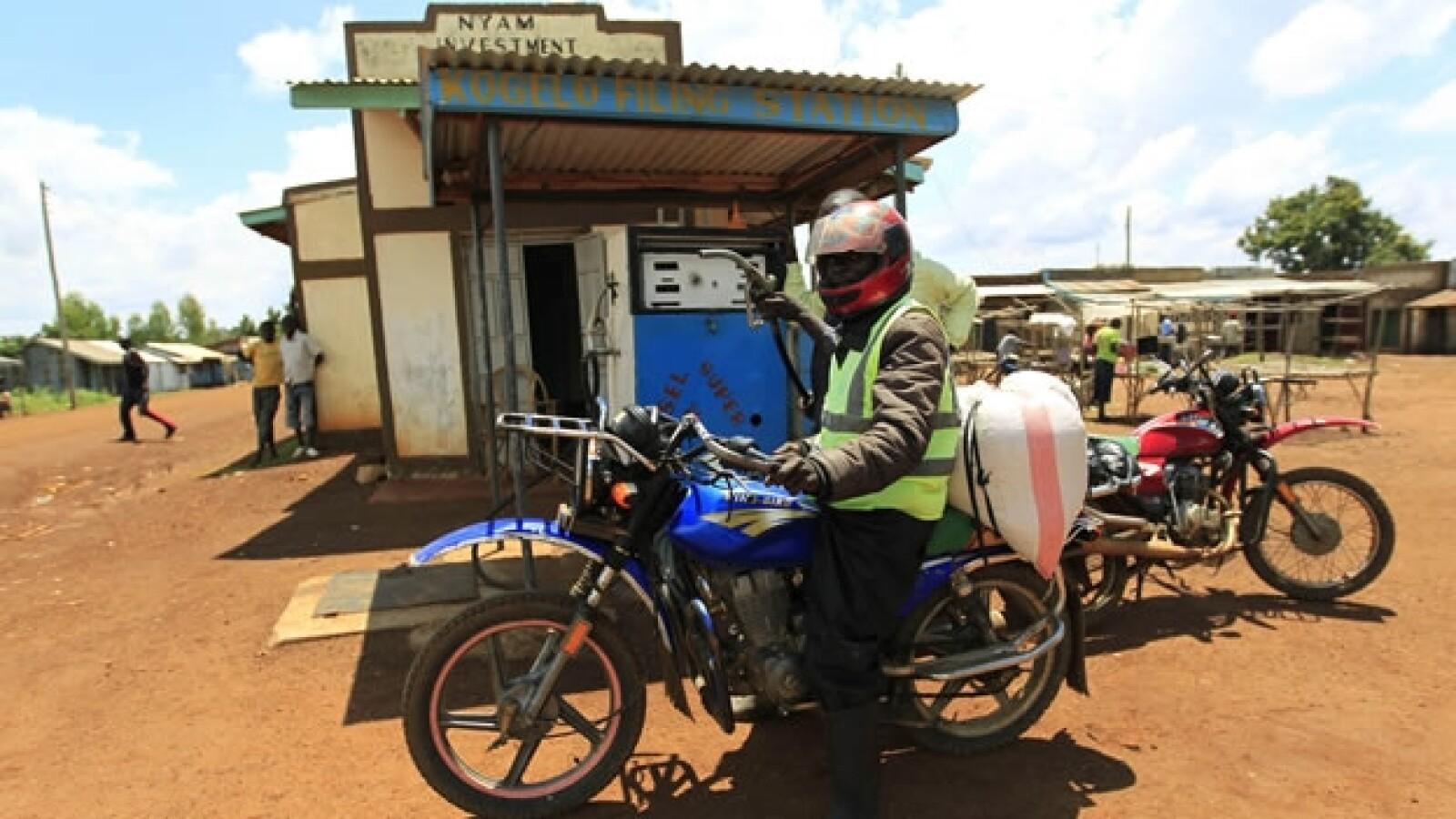 Un pueblo de Kenya apoya a Obama