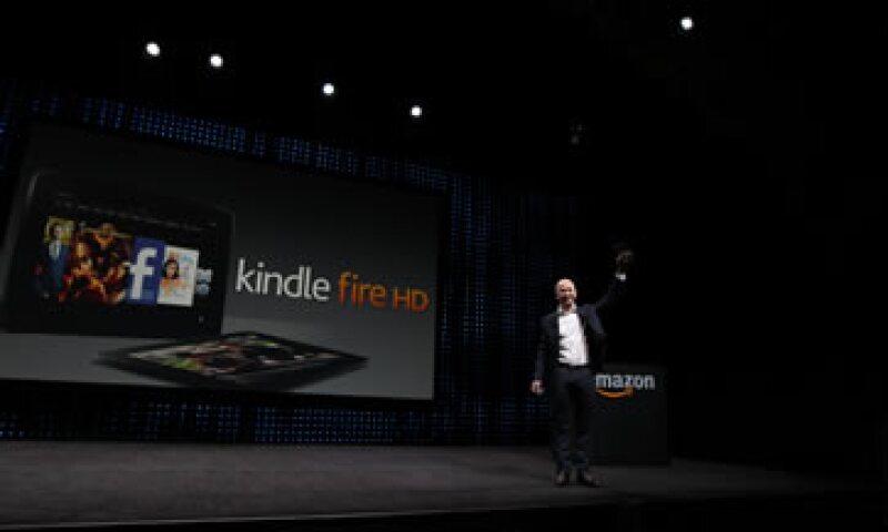 Amazon presentó la semana pasada sus nuevos dispositivos. (Foto: AP)