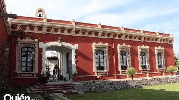 Hacienda la Concepción de Pachuca, Hidalgo