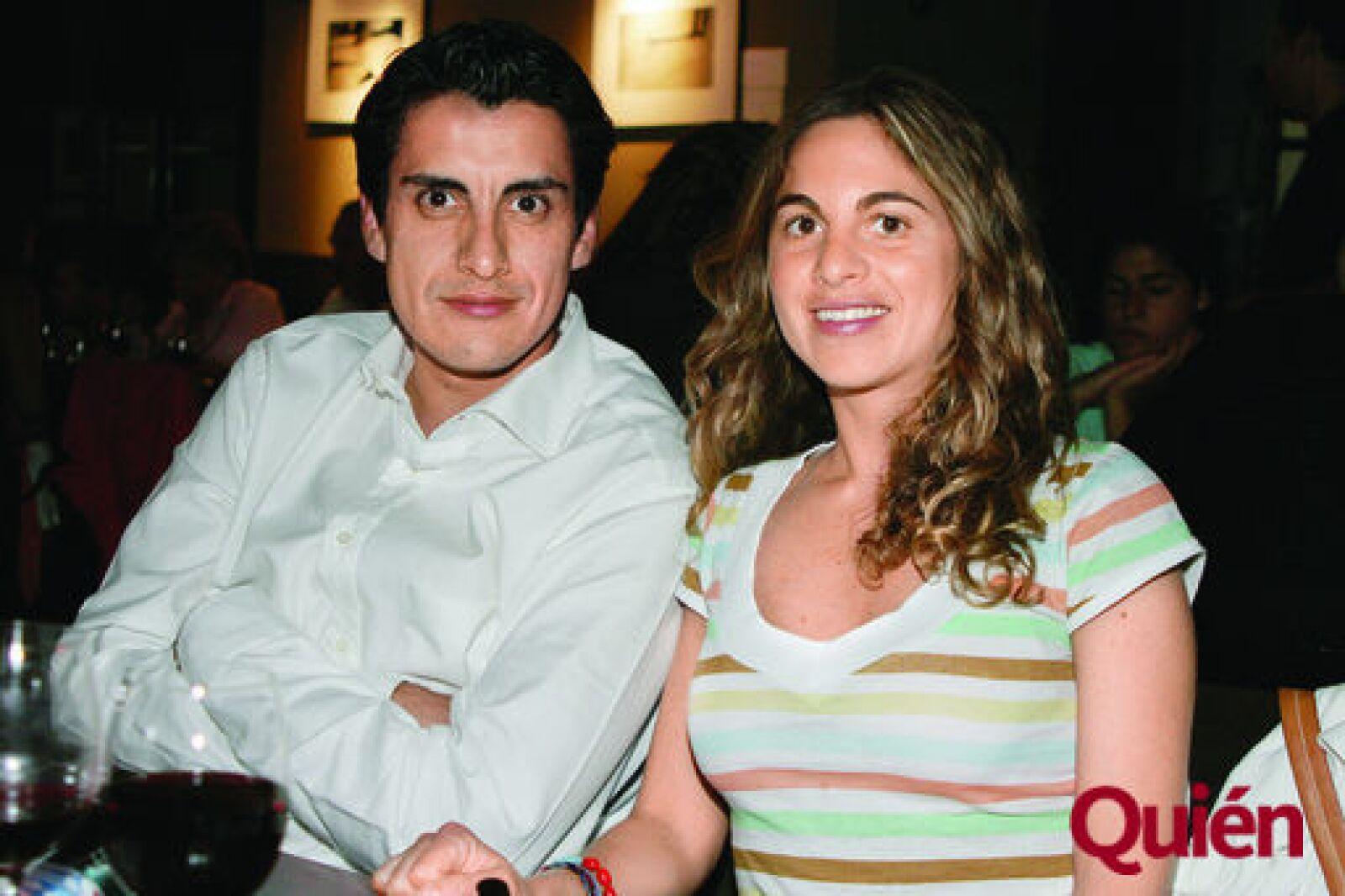Daniel Figueroa, Bibiana Domit