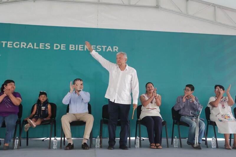 AMLO Coahuila 4 de mayo