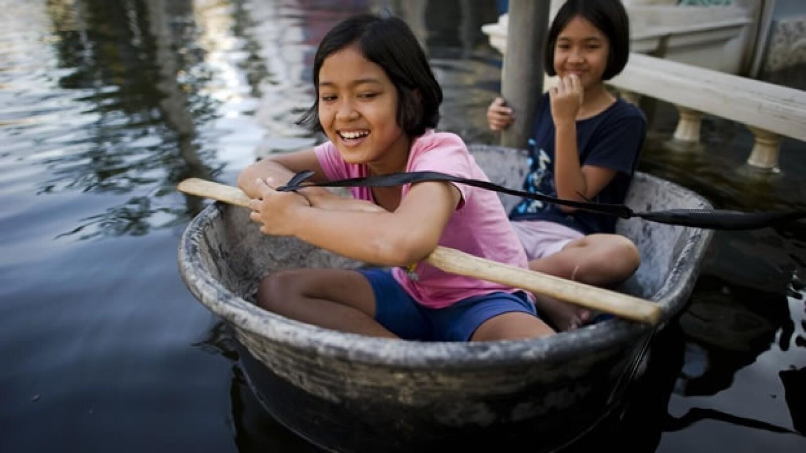 bangkok tailandia inundaciones 02